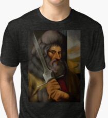 Johannes Liechtenauer Tri-blend T-Shirt