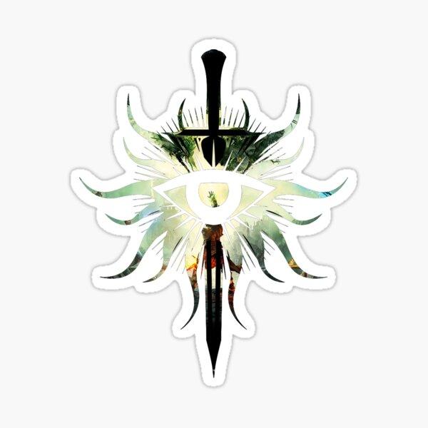 Dragon Age: Inquisition Symbol Sticker