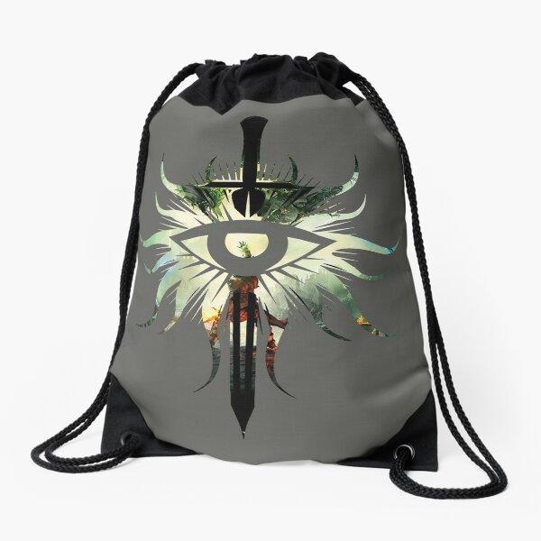 Dragon Age: Inquisition Symbol Drawstring Bag