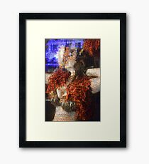 2014 in Review - 2 Framed Print