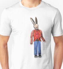The Gentleman Bun Unisex T-Shirt