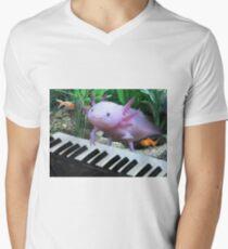 only good music Men's V-Neck T-Shirt