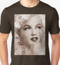 Marilyn Danella Ice Sepia T-Shirt
