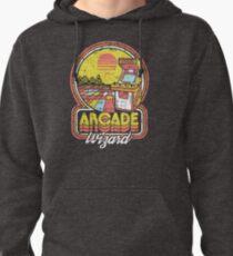 Arcade Wizard Pullover Hoodie