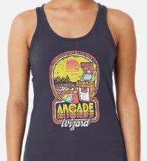 Arcade Wizard Racerback Tank Top