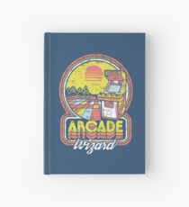 Arcade Wizard Hardcover Journal