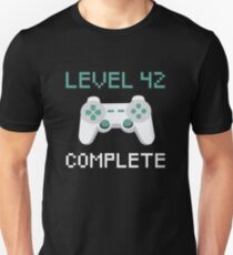 Level 42 Complete T-Shirt