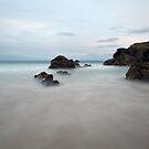 Sango Bay Rocks by Maria Gaellman