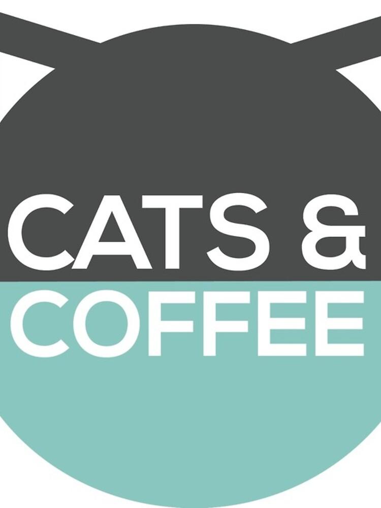 Gatos y café de SydneyKoffler