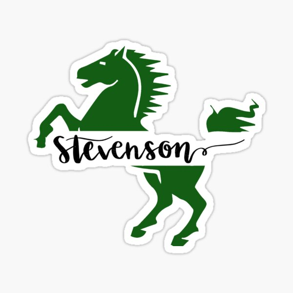 Stevenson University Sticker
