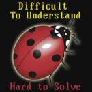 Programmer Joke Ladybug by javaneka