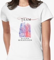 Team Elijah Mikaelson - The Originals  - The Vampire Diaries Women's Fitted T-Shirt