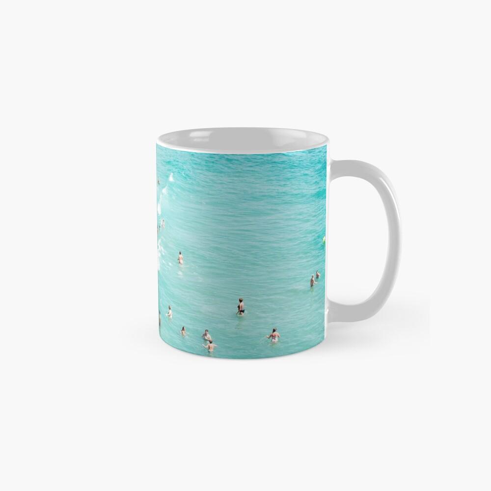 Coastal, Beach art, Blue Water, Sea, Ocean Mug