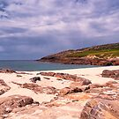 Secluded Bay on Vatersay by Kasia-D