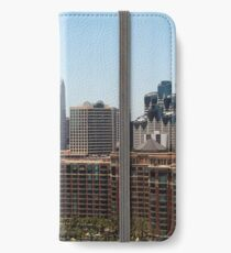 San Diego Cityscape iPhone Wallet