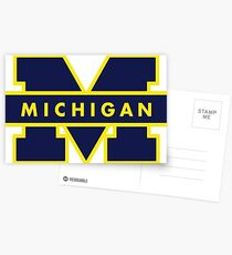 Michigan! Postcards