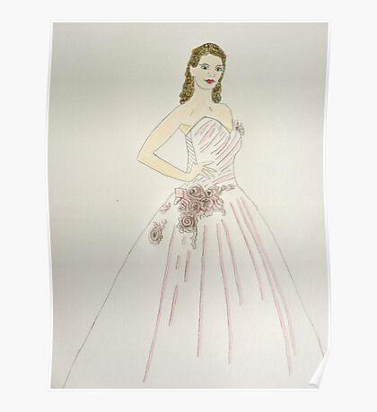 Wedding Dress No 6 Poster
