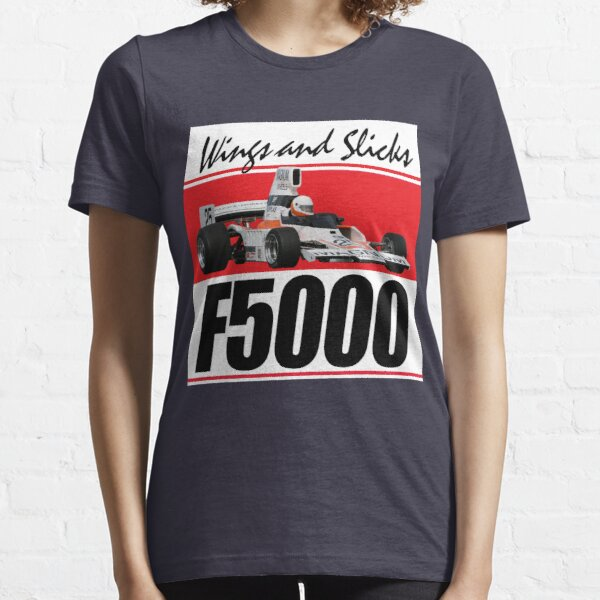 Wings and Slicks Essential T-Shirt