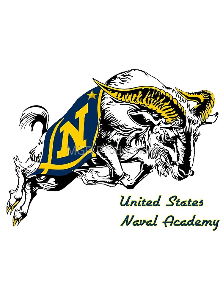 THE USNA Rampaging Goat! by Quatrosales