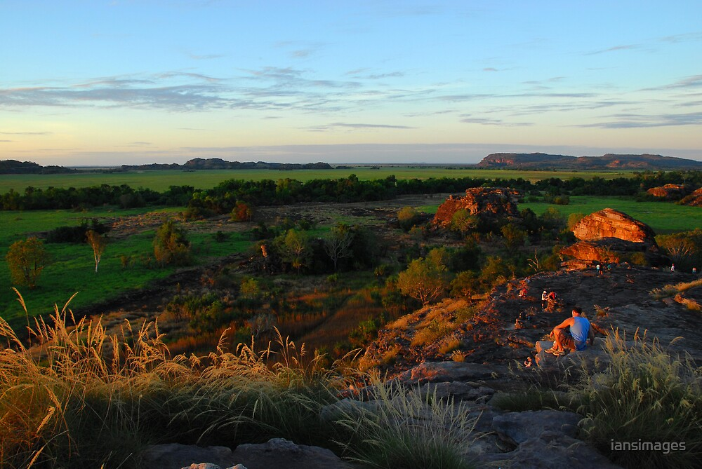 Ubirr #3 Kakadu NT by iansimages