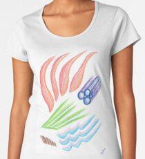 1004 - Elements Women's Premium T-Shirt
