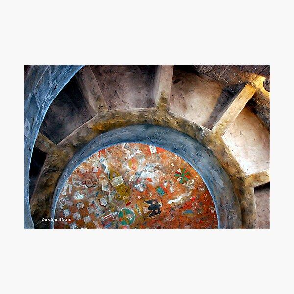 Original Symbolic Wonders Photographic Print