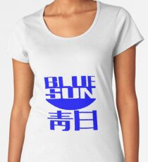 Firefly: Blue Sun Corporate Logo Women's Premium T-Shirt