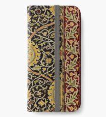William Morris Floral Persian Carpet Art Print Design iPhone Wallet/Case/Skin