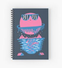 Happy Outdoors Spiral Notebook
