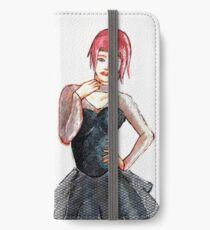 Winter Gothic iPhone Wallet/Case/Skin
