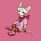 Gal Pal sphynx cat by maarika