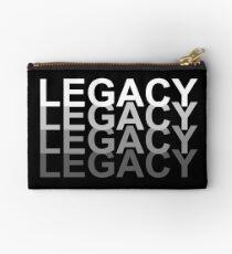 Legacy. Legacy. Legacy. Legacy Studio Pouch