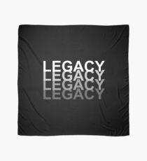 Legacy. Legacy. Legacy. Legacy Scarf