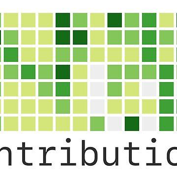 Github Contributions by kentliau