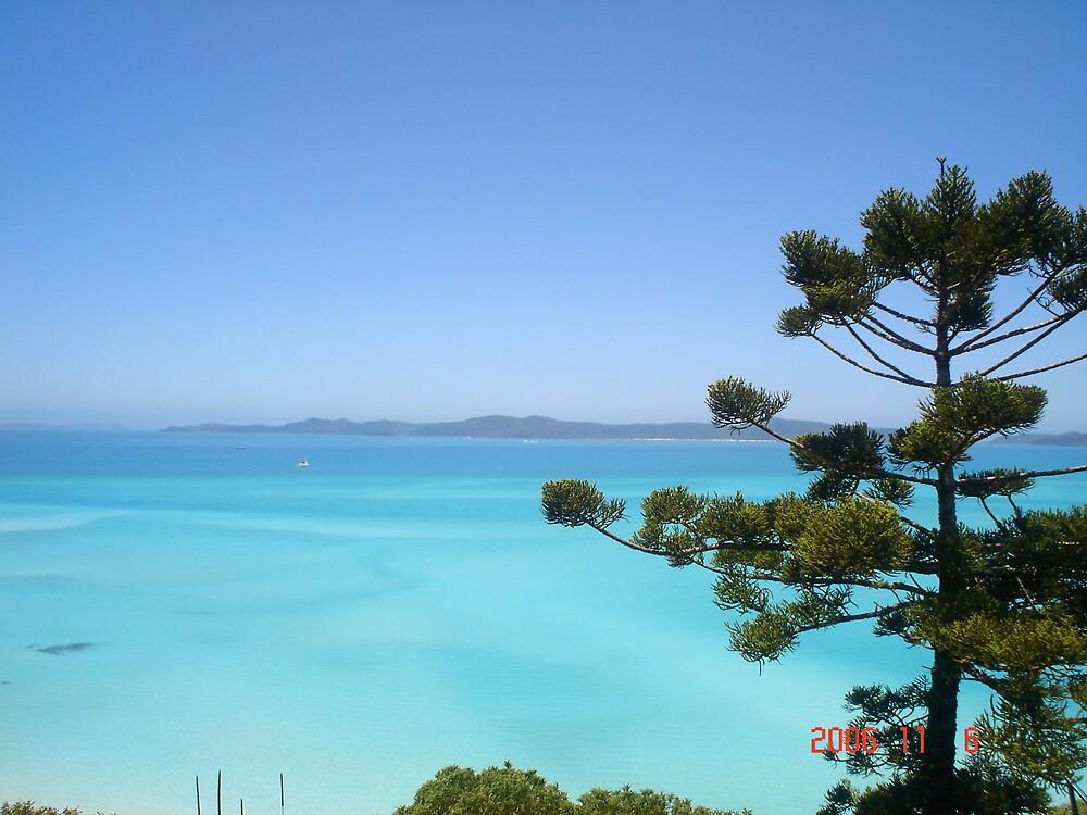 Whitehaven Beach 2 - Whitsundays by Jaala