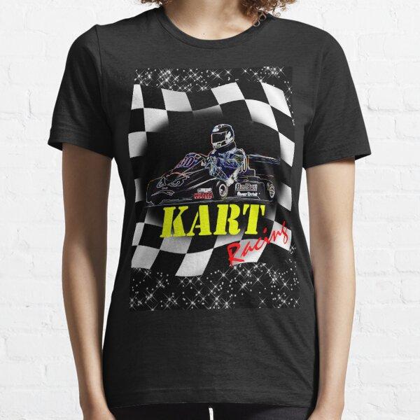 Kart Racer Essential T-Shirt