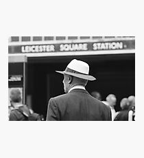 LEICESTER SQUARE, LONDON - 2017 Photographic Print