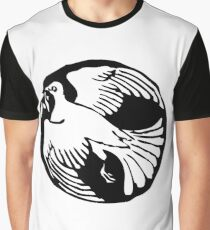 Peace Dove With Olive Branch Graphic T-Shirt