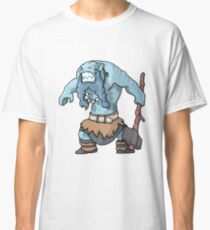 Troll Warrior  Classic T-Shirt