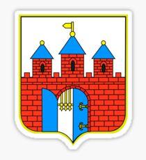Bydgoszcz, Poland Sticker