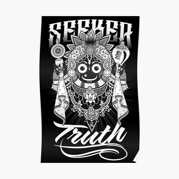 Seeker Of The Truth Poster