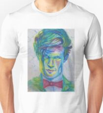 The Doctor - Eleven Unisex T-Shirt
