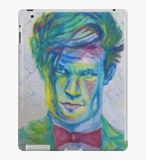 The Doctor - Eleven iPad Case/Skin