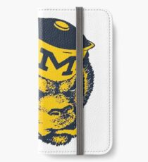 Michigan  iPhone Wallet/Case/Skin