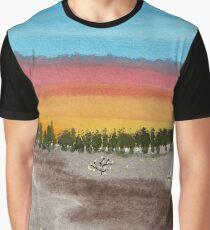 Himmelslandschaft 6 Grafik T-Shirt