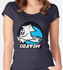 Squid Kid 2 Women's Fitted Scoop T-Shirt