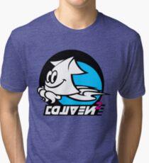 Squid Kid 2 Tri-blend T-Shirt