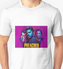 Preacher Purple T-Shirt