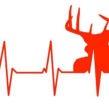 Buck Heartbeat - Rojo de Zboydston17