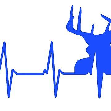 Buck Heartbeat - Azul de Zboydston17